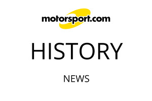 This Week in Racing History (November 2-8)