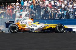 Red Bull F1 Showcar run in Mexico