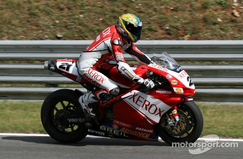 Ducati Xerox Team - Troy Bayliss - 21