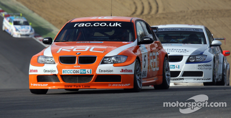 Team RAC - BMW 320si - Colin Turkington - 5
