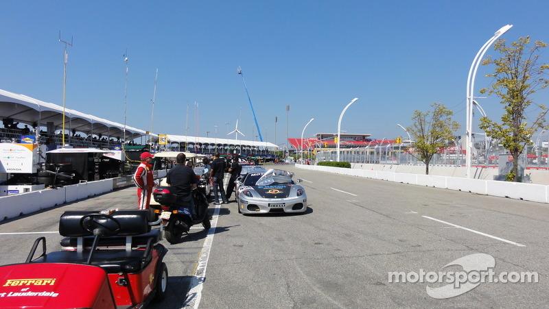 2011 Ferrari Challenge Toronto