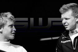 Rupert Svendsen-Cook & Kevin Magnussen