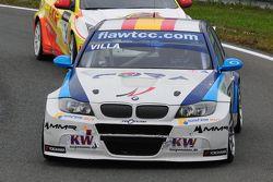 Javier Villa, Scuderia Proteam Motorsport