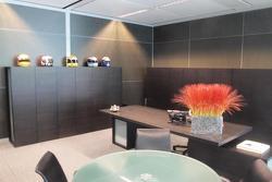 Martin Whitmarsh McLaren Office