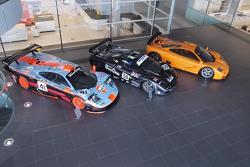 Mclaren Cars at HQ