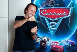 Cars2 Movie