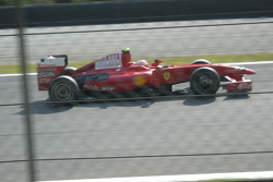 Kimi Raikkonen with Ferrari