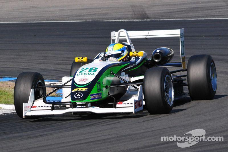 ATS Formel 3 Cup, Klaus Bachler