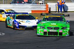 ADAC GT Masters Race 1 - Stuck / Stuck trying to catch the Alpina