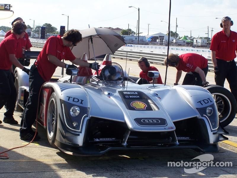 Team Audi LMP