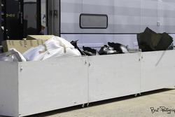 ALMS Sebring Winter Test Day 1