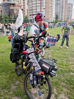 RedBull Showcar Run - Ukraine