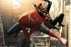 Webber's Silverstone Jump gets Photoshopped