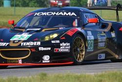 AJR Lotus at VIR test