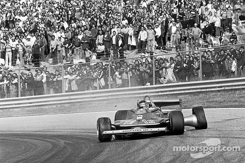 Only Gilles Villeneuve