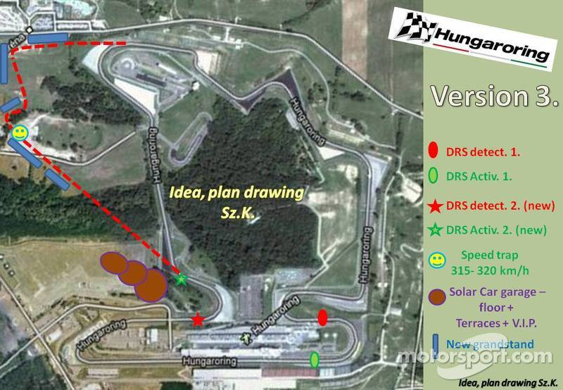 My idea, plan Hungaroring (Sz.K.)