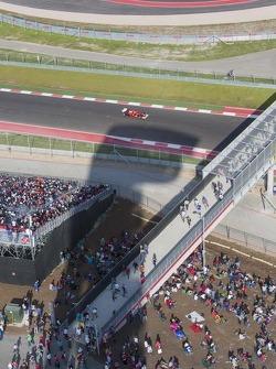CoTA F1 Grand Prix in Austin, Texas