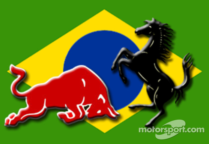2012 Brazilian GP Fight