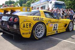 63 Corvette Racing Gary PrattCorvette C5-R R Fellows - J O'Connell - S Pruett