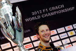 Romain Grosjean - Crash Champion