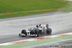 Valetteri Bottas Williams F1 Team