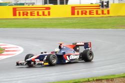 Marcus Ericcson ISport GP2 Team