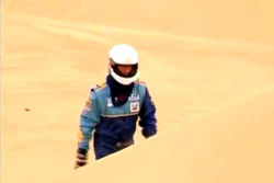 Eric Vigouroux in Arizona Preparation for 2013 Dakar