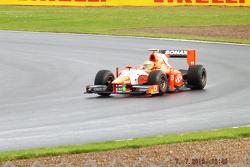 Luiz Razia Arden GP2 Team