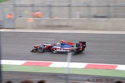 Marcus Ericsson ISport GP2 Team