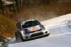 Sebastien Ogier - Julien Ingrassia Polo R WRC