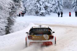 Sebastien Loeb - Daniel Elena DS3 WRC