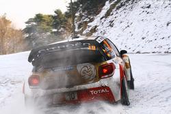Dani Sordo - Carlos Del Barrio DS3 WRC