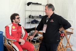 Carlos Kauffmann & AGM Team Principal Ryan Negri
