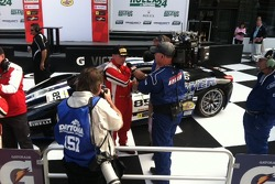 John Farano - Race 1 Interview