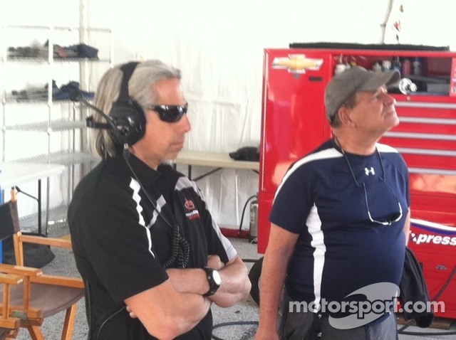 Rudy Courtade and Alan Tackman