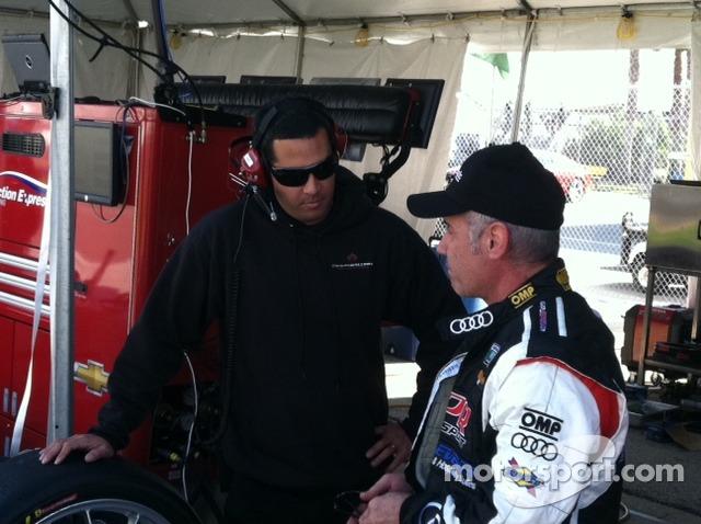 Travis Low and John Farano