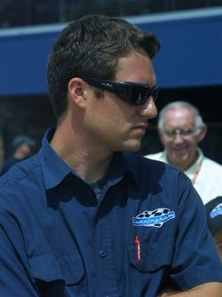 Cunningham Motorports Car Chief Tim Andrews