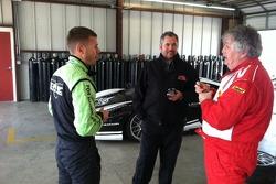 Jeff Westphal, Ryan Negri and Jim Weiland