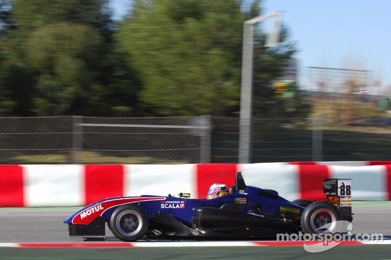 Barcelona Winter Series Test
