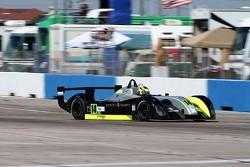 Sean Rayhall race winning IMSA Lights ride