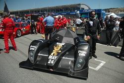 Dustin Montenaro stands by his BAR1 LMPC Prototype