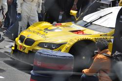 Timo Glocks car on the grid