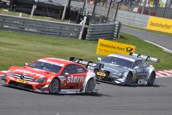 Racing at close quarters