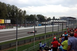 Italian GP Race