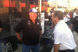 AJ Foyt is in the House