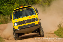 Testing the VW T3 Syncro