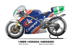 Honda NSR250 – 1989 Sito Pons