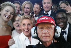 No Rush at the Oscars? No problem for Niki...