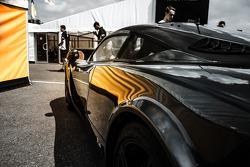 Ginetta Sports Car