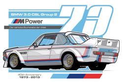 BMW - 3.0 CSL GROUP 2